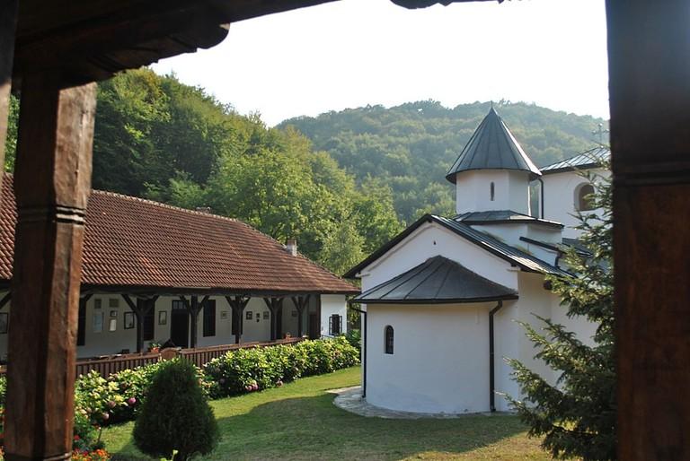 Voljavča Monastery, Serbia