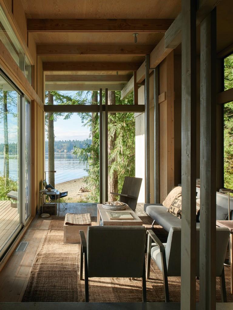 108. Longbranch, Puget Sound, Washington State