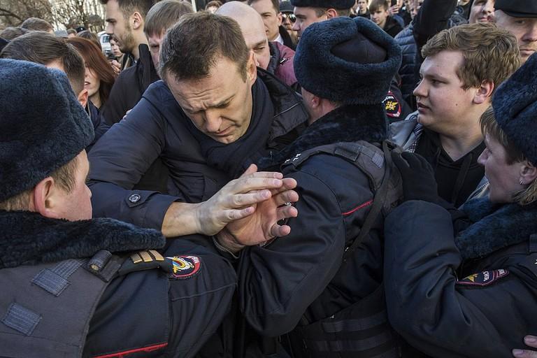 Navalny Moscow