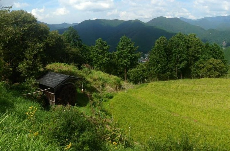 kumano-kodo_village_wakayama_japan