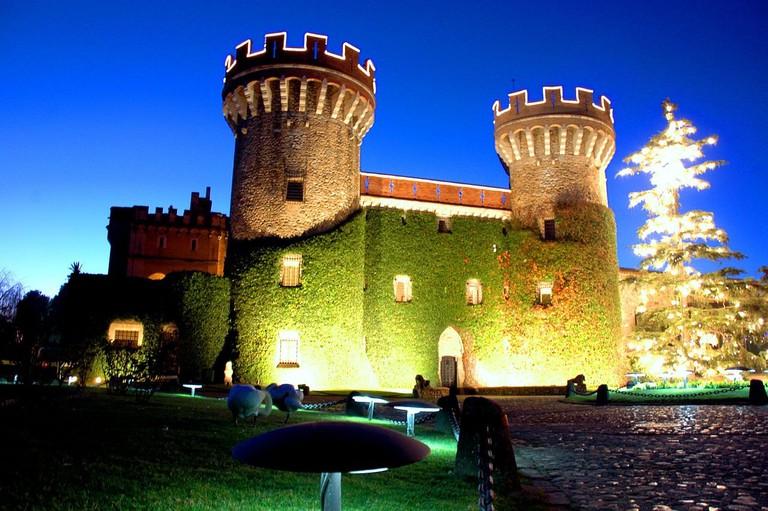 Castell de Peralada, Costa Brava