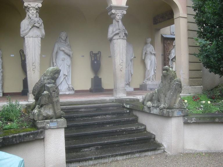Stuttgart Lapidarium