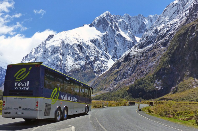 Bus Tour NZ