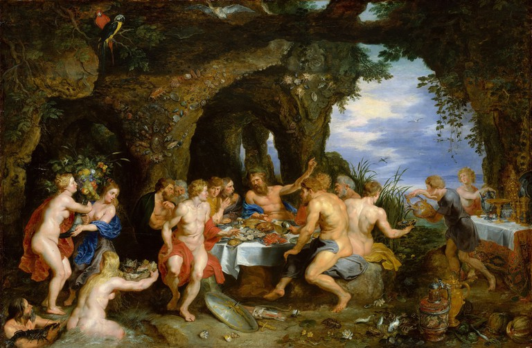 Peter Paul Rubens The Feast of Acheloüs