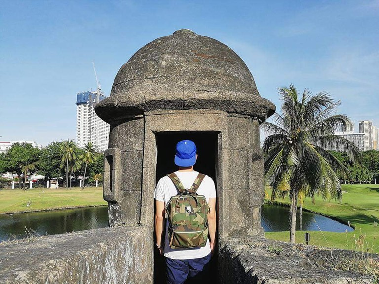 Spend a day tour in Intramuros