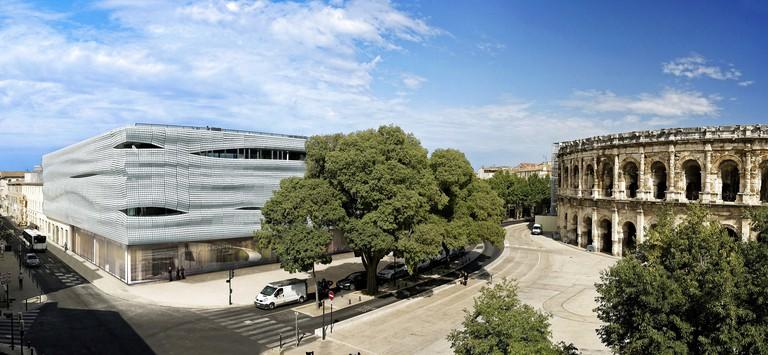 1_musee_romanite © Stéphane Ramillon - Ville de Nîmes-min