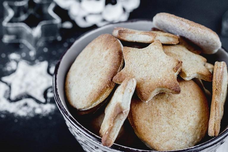 Shortbread Butter Cookies