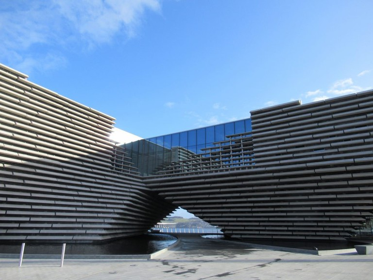 Dundee V&A Museum