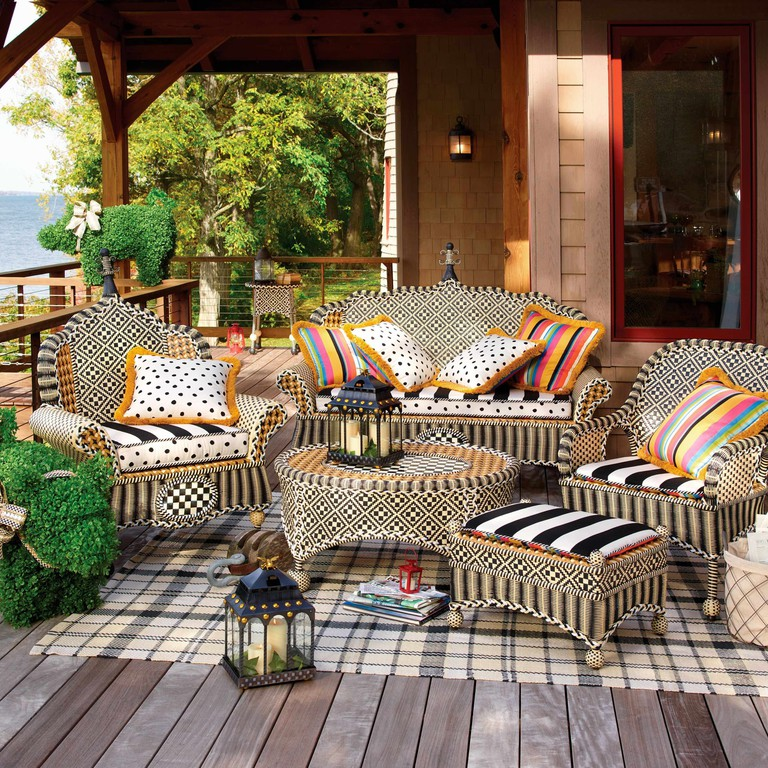Courtyard Outdoor Collection