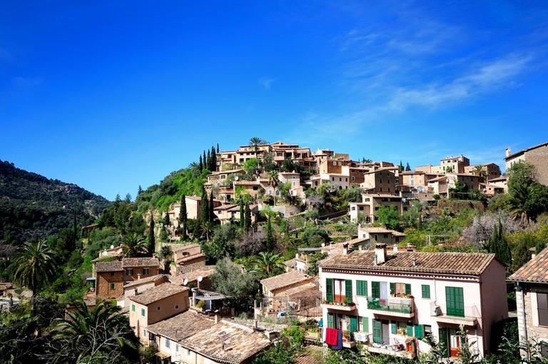 Deià village, Mallorca