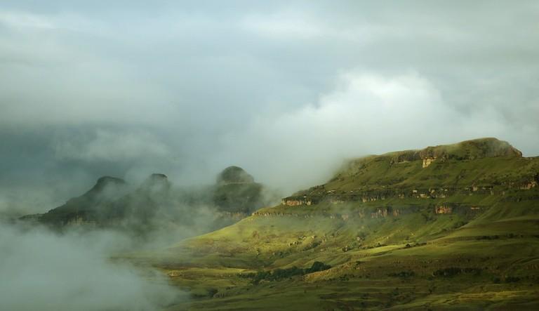 Hlalanathi, Northern Drakensberg