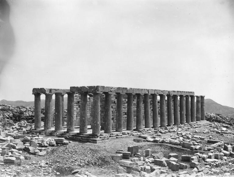 Temple of Apollo Epicurius, Bassae