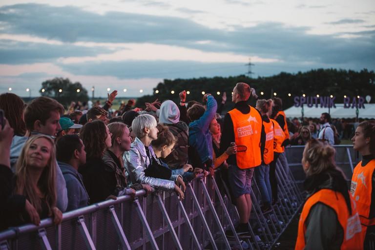 Roskilde Festival-Volunteers-music festival Denmark