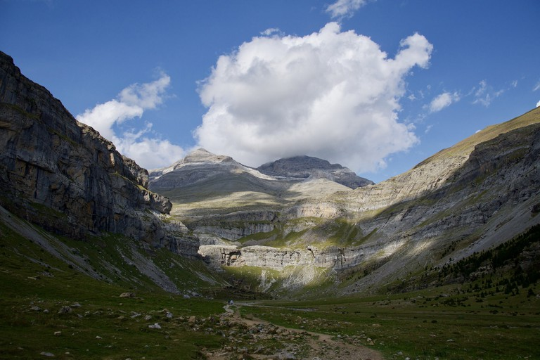 Monte Perdido, Spain