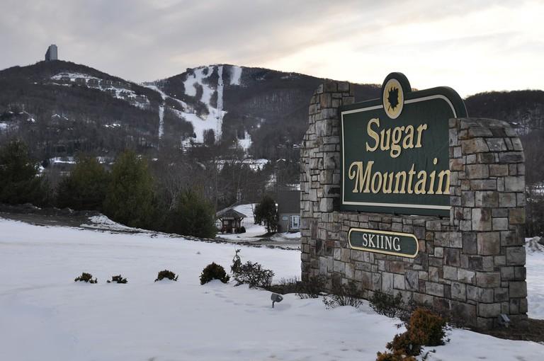 Sugar Mountain Ski Area