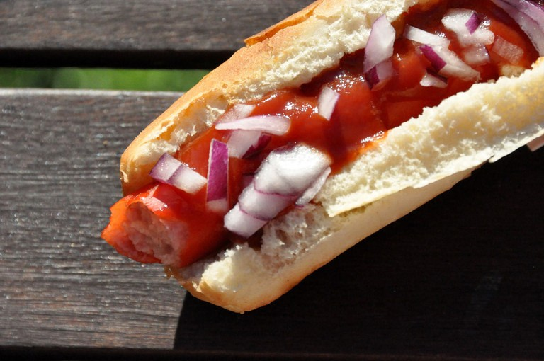 Pølse is a staple of the Norwegian way of eating