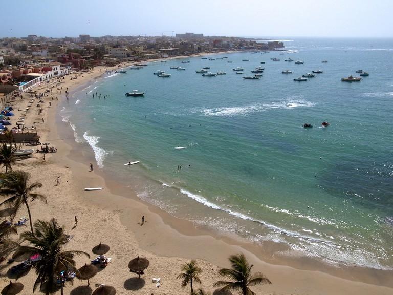 Ngor Bay, Dakar