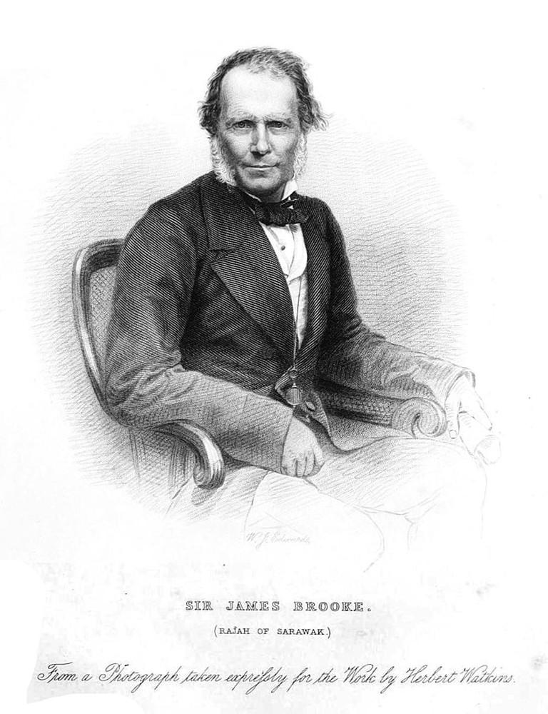James Brooke Sarawak