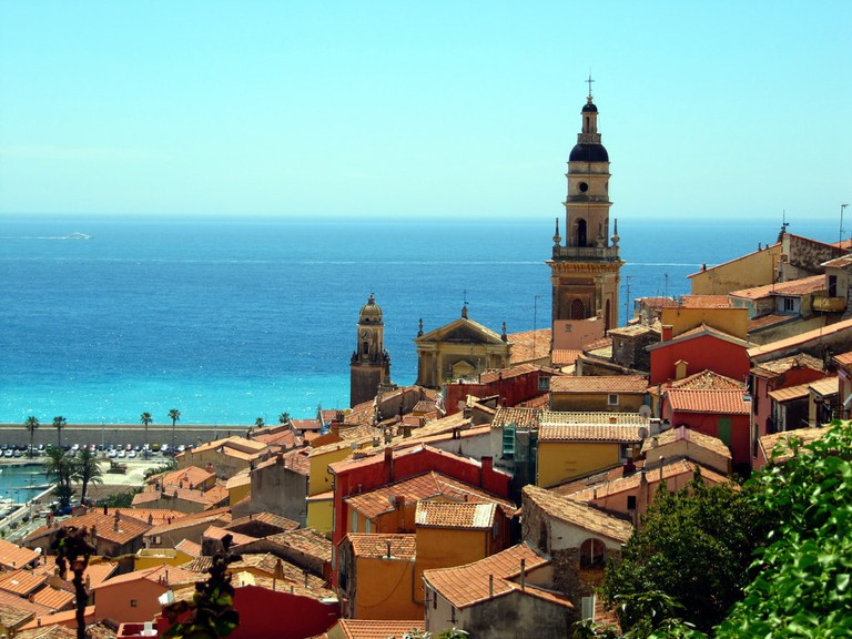 Menton, the Mediterranean dream