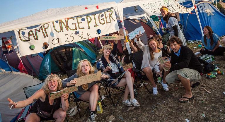 Roskilde Festival-Music-Volunteers-Denmark