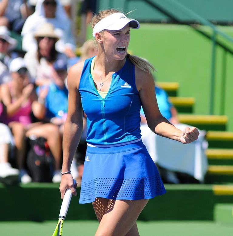 Caroline Wozniacki, BNP Paribas Open