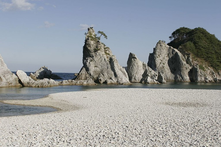 Jodogahama-Beach_Japan