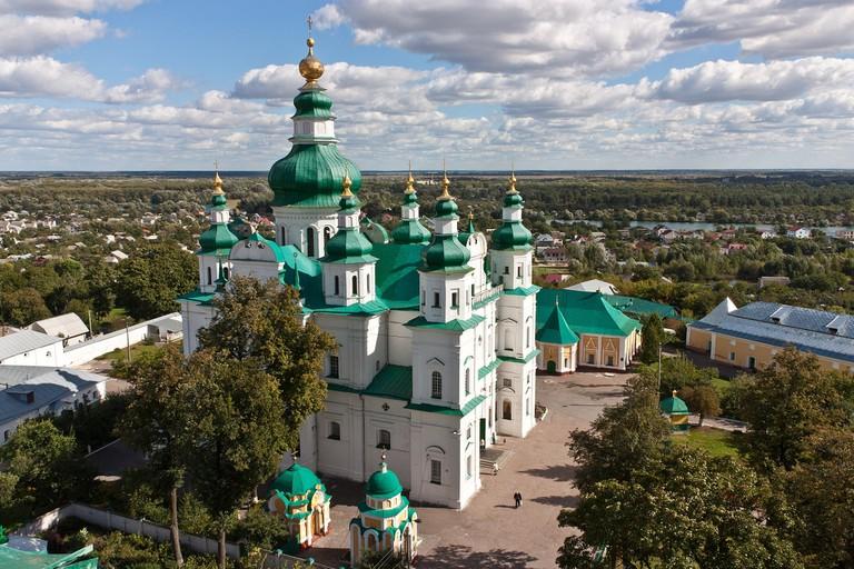 Троїцький_монастир