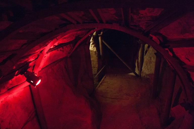 Антонієві_печери_у_Чернігові_3