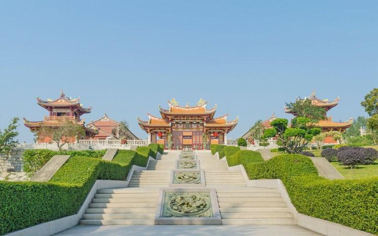 A-Ma Cultural Village Macau
