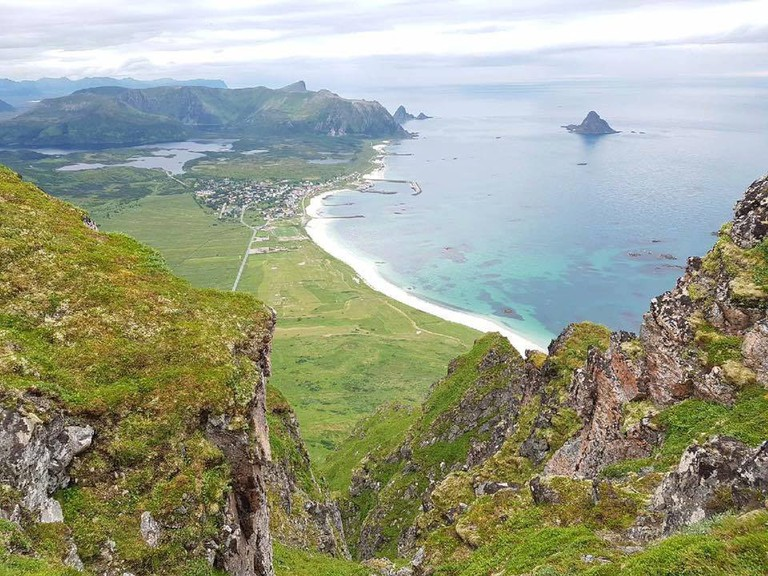 Andøya is one of the places you can visit with the fly pass