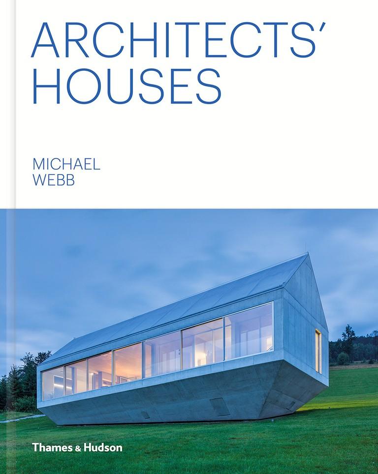 Architects' Houses jacket