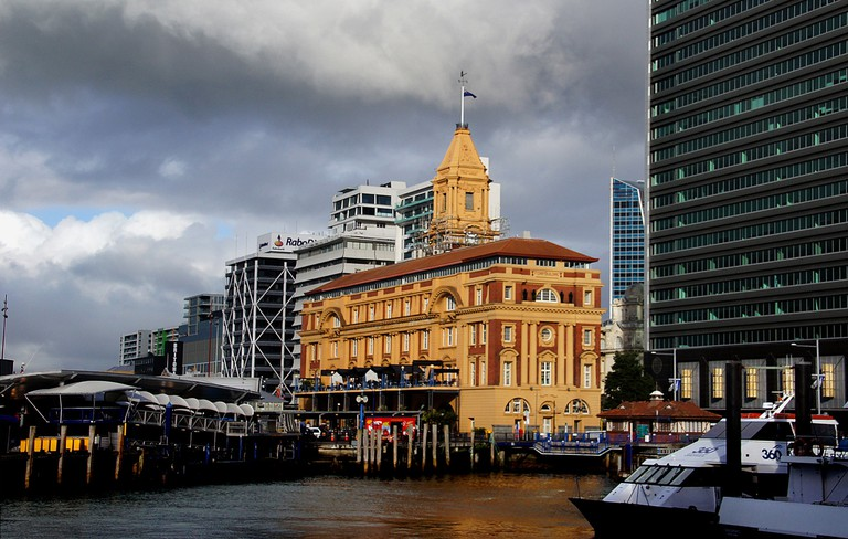 Auckland Transport Hub
