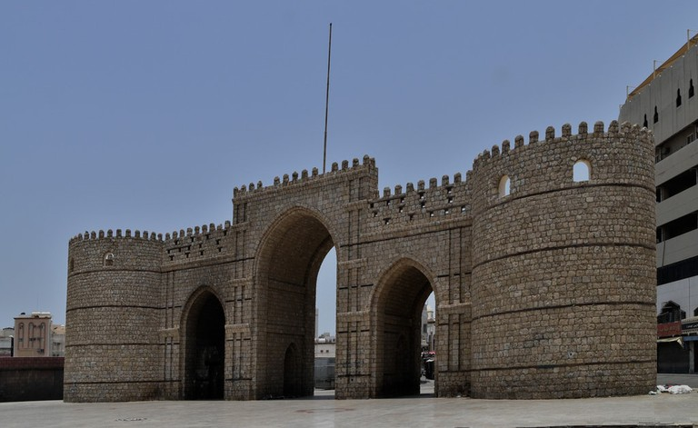 Pilgrims who travelled from the sea would use Bab Mecca to go to pilgrimage