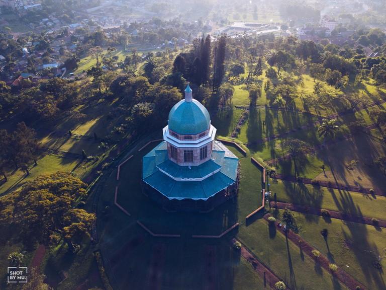 Bahai Temple 1