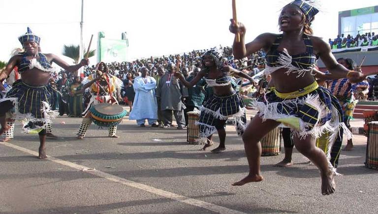 Banjul DembaCulturalFestival1