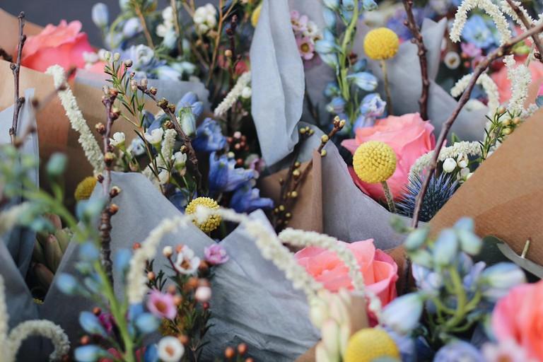 Bike & Bloom-flower shop-refugees-Denmark