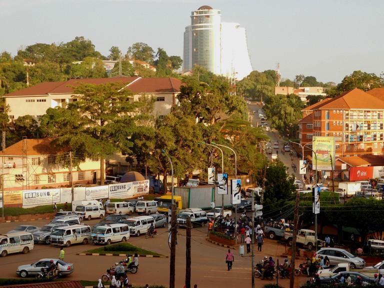The beautiful chaos that is Kampala City