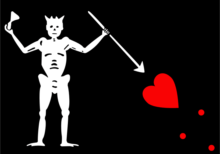 Blackbeard's Flag, Angus Konstam
