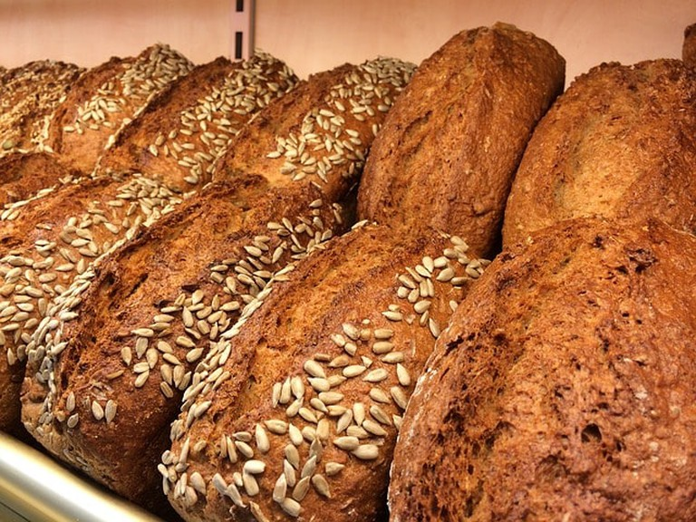 Is the bread you're buying really whole grain?