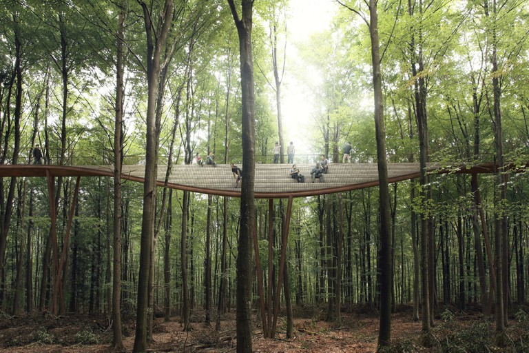 Camp Adventure-TheTreetop Experience-EFFEKT- Observation Tower
