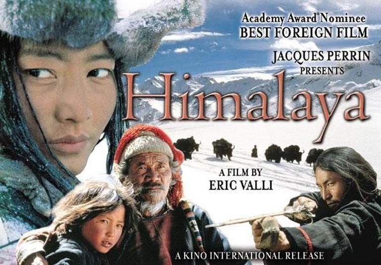 Himalaya, Nepali film