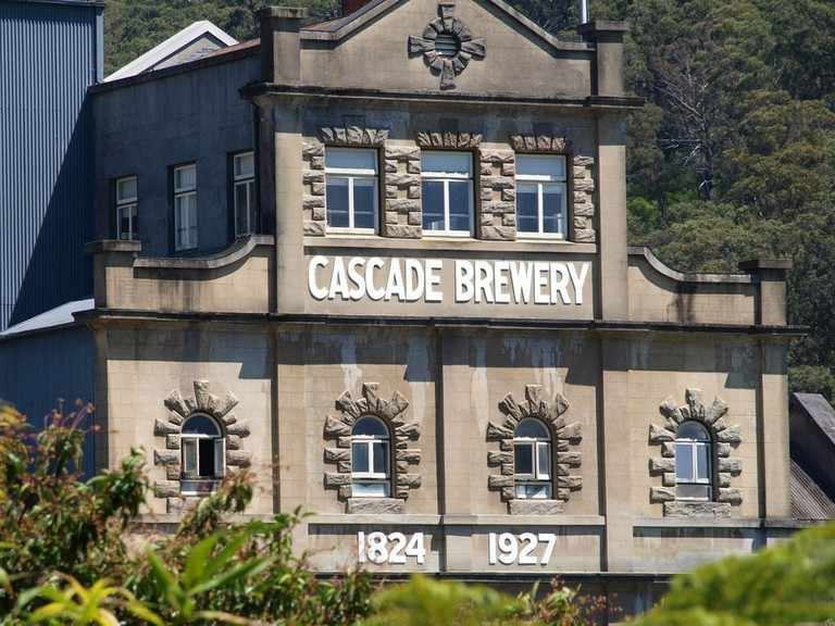 Cascade Brewery in South Hobart © Michael Rawle / Flickr