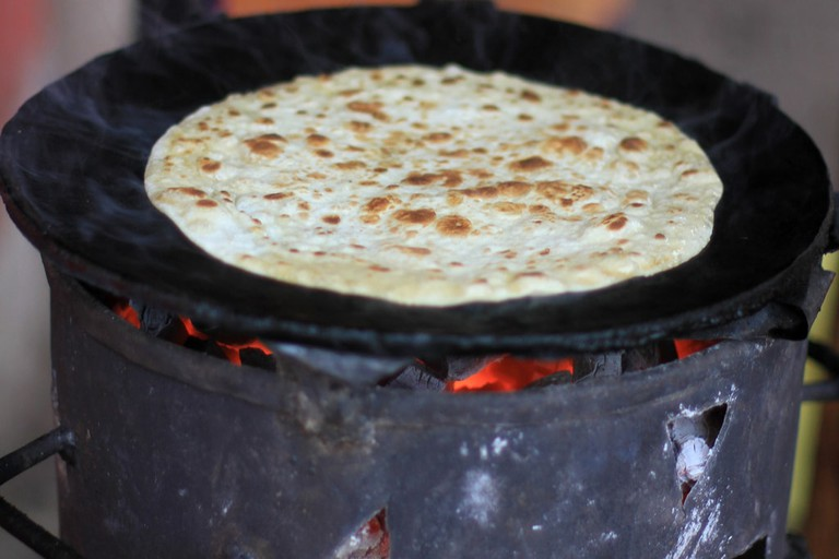 Chapatis will be your friend; whether it's plain, with beans or a rolex, you can never go wrong