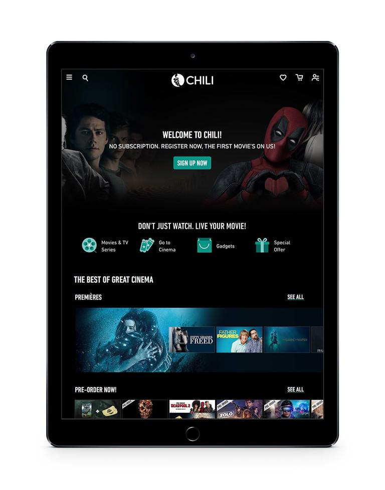 CHILI iPad