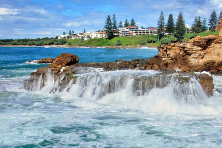 Coastline at Yamba © Graham Cook / Flickr
