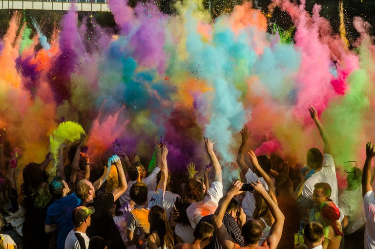 color festiva;