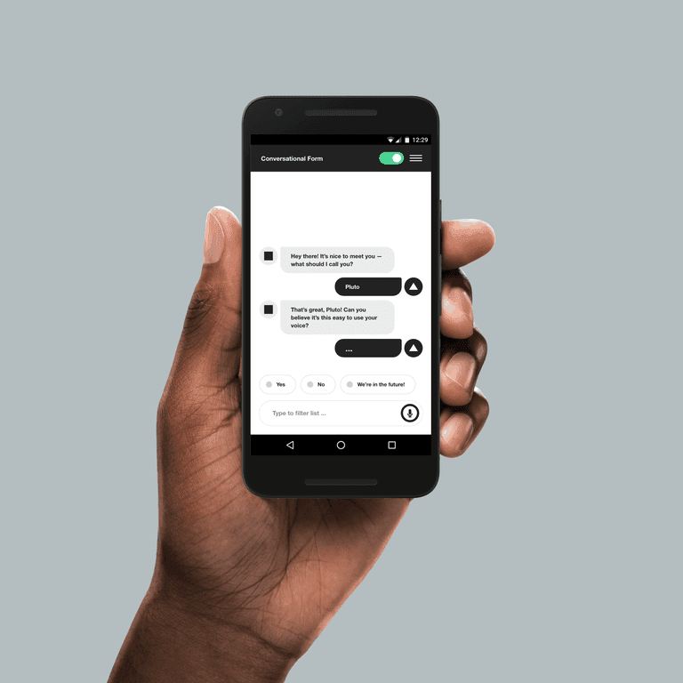 conversational-form-voice-in-phone