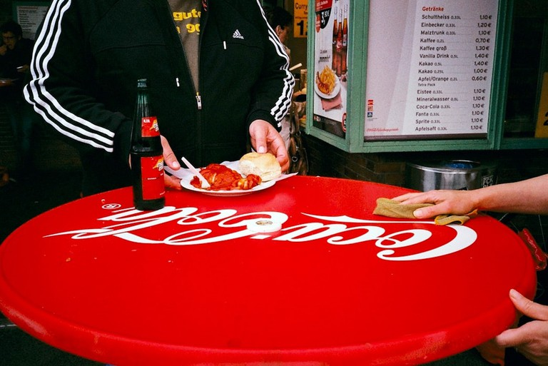 Currywurst and Cola | © Ama Split and Riky Kiwy