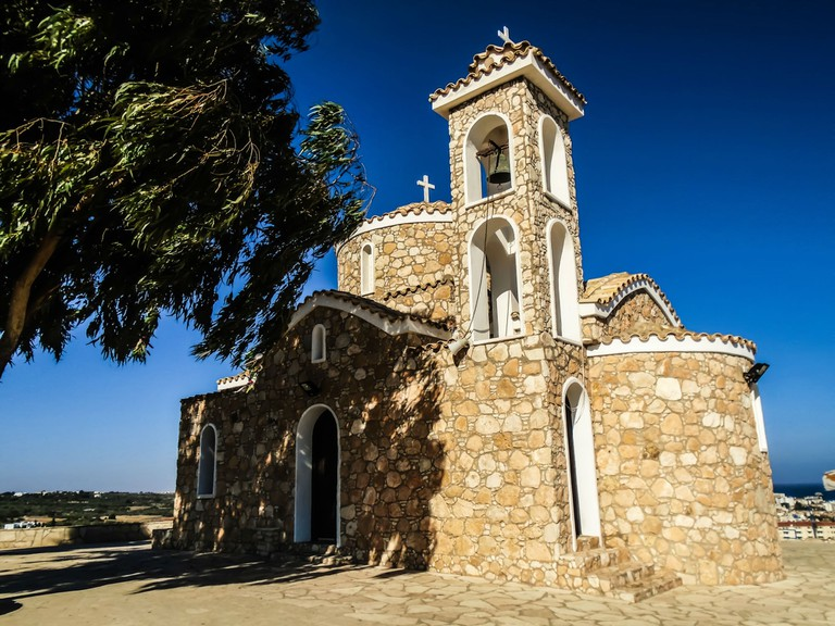 prophet elias church ayia napa