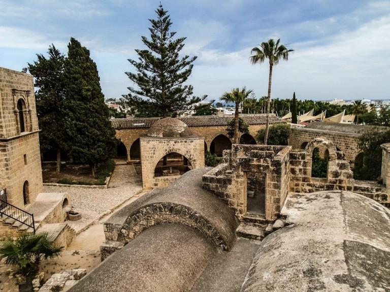 ayia napa monastery cyprus